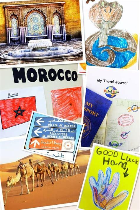 exploring morocco morocco  kids morocco