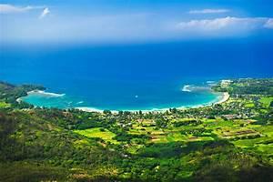 Hanalei Bay, Kauai, Hawaii • Design / Visual