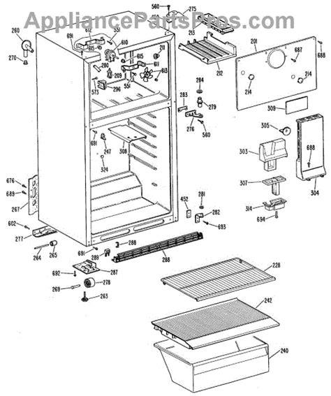 ge wrx foam duct appliancepartsproscom