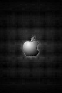 Apple Logo Wallpaper for iPhone 4 | Apple logo wallpaper ...