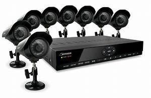 Video Surveillance Maison : syst me de cam ra de surveillance s curit svat defender ~ Premium-room.com Idées de Décoration