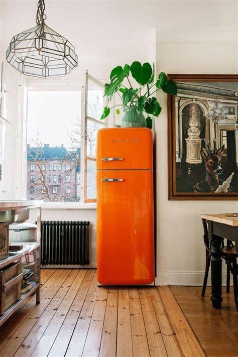 colorful kitchen appliances     interior