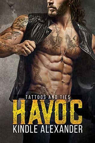 havoc tattoos  ties duet   kindle alexander
