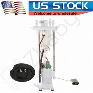 New Fuel Pump Module  U0026 Sending Unit Assembly Fits 2004