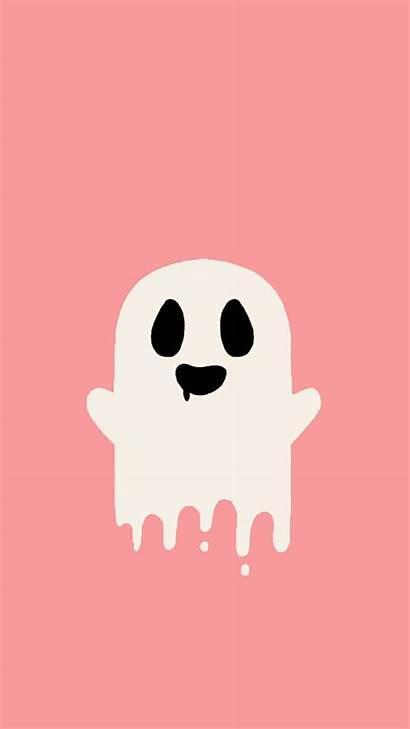 Halloween Wallpapers Kawaii Iphone Spooky Background Walls