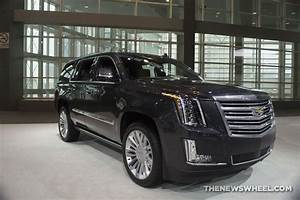 Cadillac Starts 2018 with Retail Sales Gains from Escalade