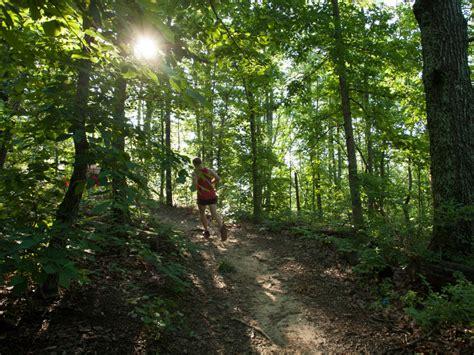 Raccoon Mountain - Trail Running