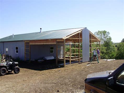 pole barn house pole barn house milligan s gander hill farm