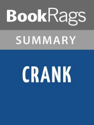 barnes and noble jhu crank by l summary study guide by bookrags