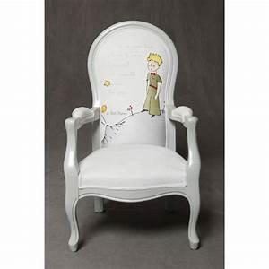 Petit Fauteuil Enfant : new embroidered armchair the little prince the little prince ~ Teatrodelosmanantiales.com Idées de Décoration