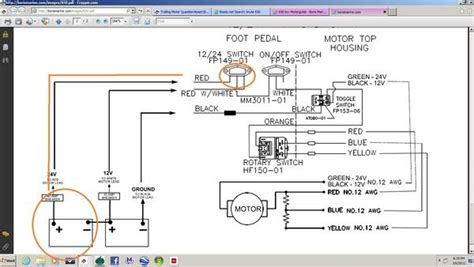 Motorguide 12 Volt Wiring Diagram by Trolling Motor Schematic Impremedia Net