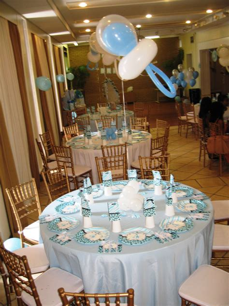 table decorations for baby shower baby shower table decor centerpieces table decor pinterest baby shower table babies and