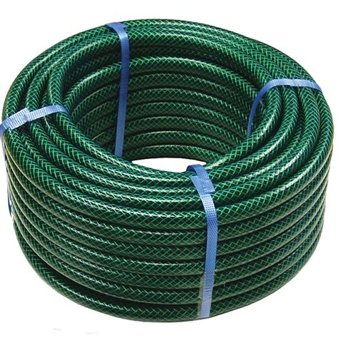 Garden Hose by 100m Garden Hose Pipe Reel Reinforced Tough 100 Metre