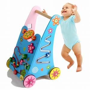 Puppenwagen Lauflernwagen Holz : baby walker lauflernhilfe lauflernwagen laufwagen holz ~ Watch28wear.com Haus und Dekorationen