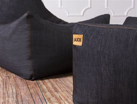 Jaxx Juniper Denim Bean Bag Chair » Gadget Flow 3d Kitchen Design Program Designing An Ikea Apps For White Designer Kitchens Norfolk Free Software Los Angeles Clever Designs