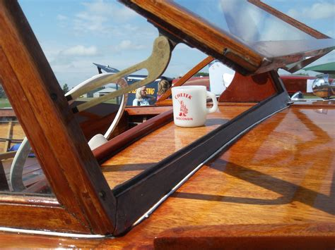 Vollrath Boat Steering Wheel by Where The Heck Is Chetek And Why Should Anyone Care