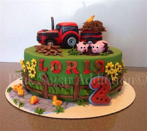 le tracteur de loris 2 ans qui aime sa cagne pink sugar addiction lontzen belgique