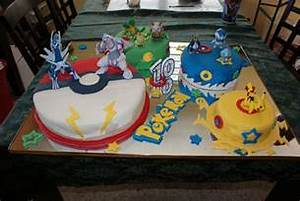 pokemon cakes photo