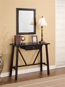 Narrow Entryway Table Furniture — STABBEDINBACK Foyer