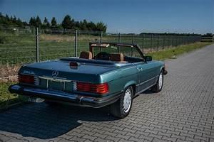 Mercedes 560 Sl : mercedes 560 sl r107 1987 79000 pln latchorzew ~ Melissatoandfro.com Idées de Décoration