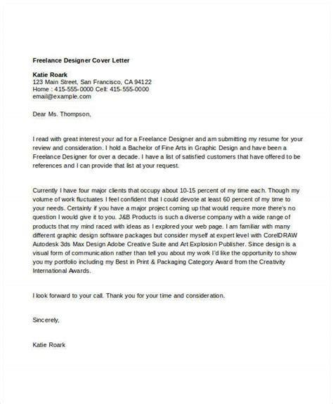 designer cover letter   word  format