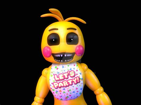 Toy Chica 2.0 (still Image) By Gabocoart On Deviantart