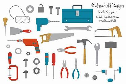 Tool Hardware Clipart Tools Items Woodworking Clip