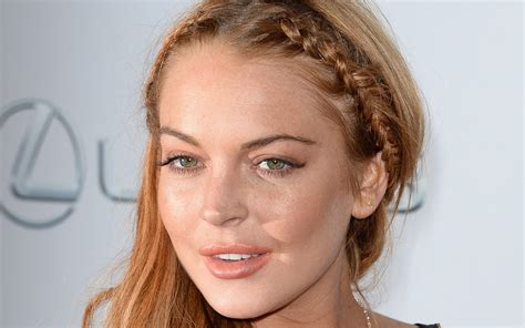 Lindsay Lohan Living A Healthier Lifestyle After Rehab