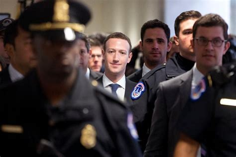 Experts Say These Tips Could Help Mark Zuckerberg When He Testifies To Congress
