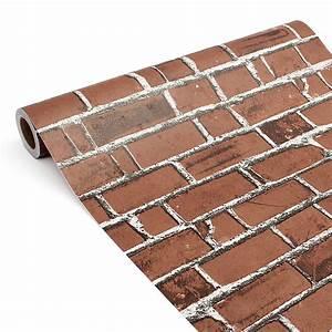 10M 3D Wallpaper Brick Waterproof Wall Paper Thicken Stone ...
