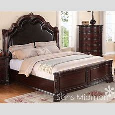 New! 3 Pc Sheridan Queen Bedroom Collection Traditional