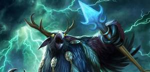 The druidest ra... Warcraft Tauren Chieftain Quotes