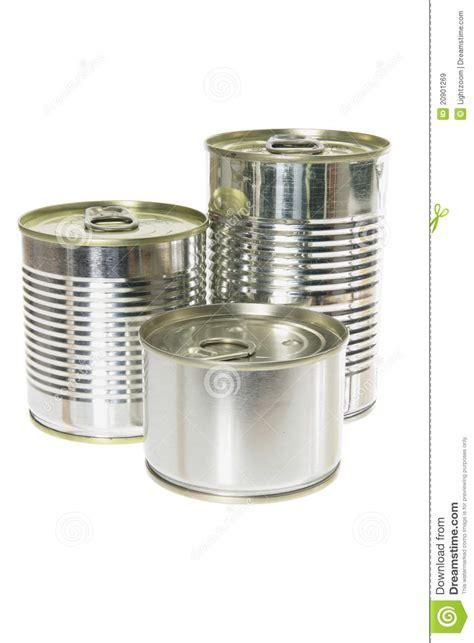 tin cans royalty free stock image cartoondealer com 34639756