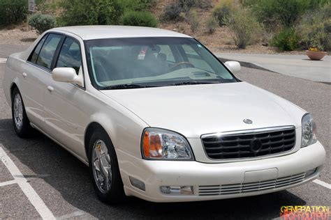 2000 Cadillac Deville Dts (thermal) Night Vision System