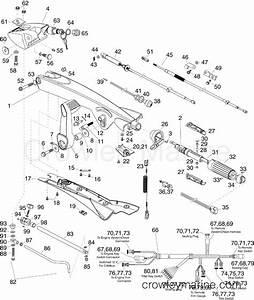 E Tec L91 Wiring Diagram : tiller kit 75 90 hp e tec 2013 2015 rigging parts e ~ A.2002-acura-tl-radio.info Haus und Dekorationen