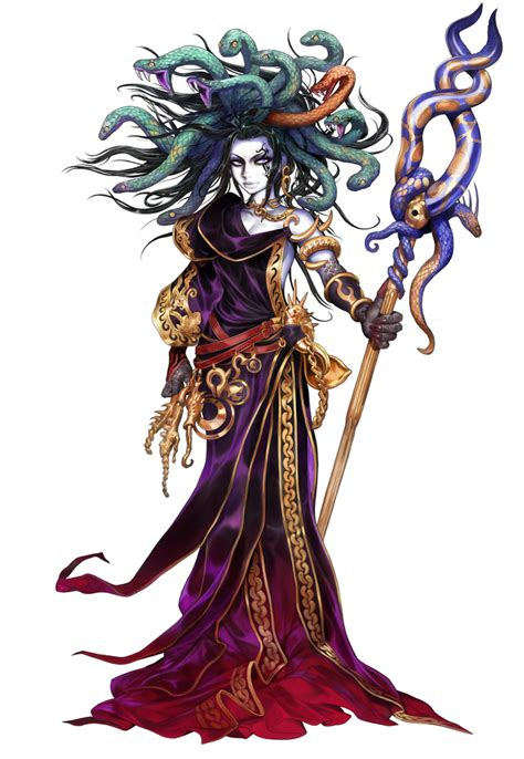 Medusa - Icaruspedia
