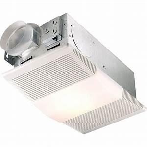 Nutone 665rp White Bathroom Fan