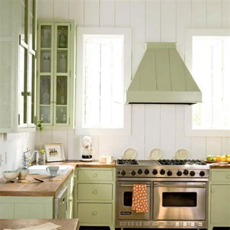 cottage kitchen colors cottage style adding color to coastal style 4356