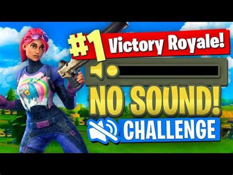 winning   sound challenge fortnite battle royale