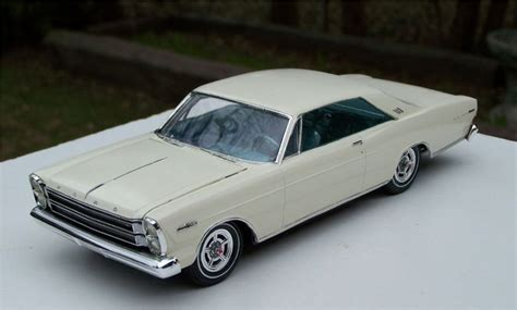 AMT 1966 Ford Galaxie 500 7 Litre (428ci) | Small Scale ...