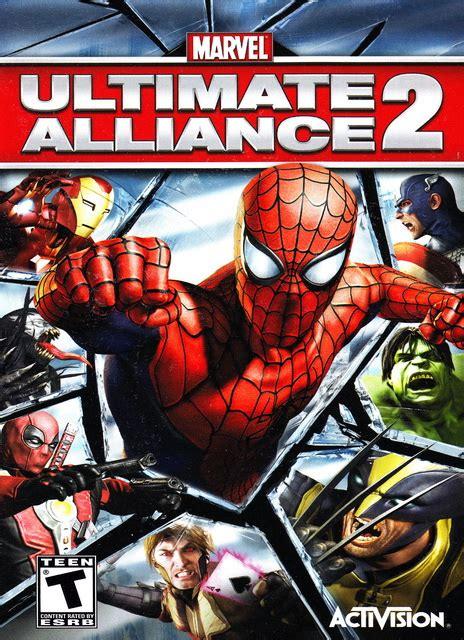 Marvel Ultimate Alliance 2 Free Download Full Version ...