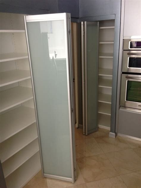 bi fold doors contemporary closet miami by metro