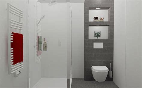 toilet in badkamer badkamer wagenberg nisjes boven het toilet