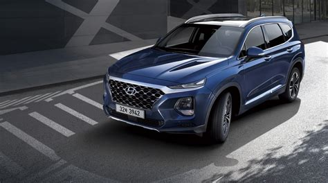 2019 Hyundai Santa Fe Review  Top Speed