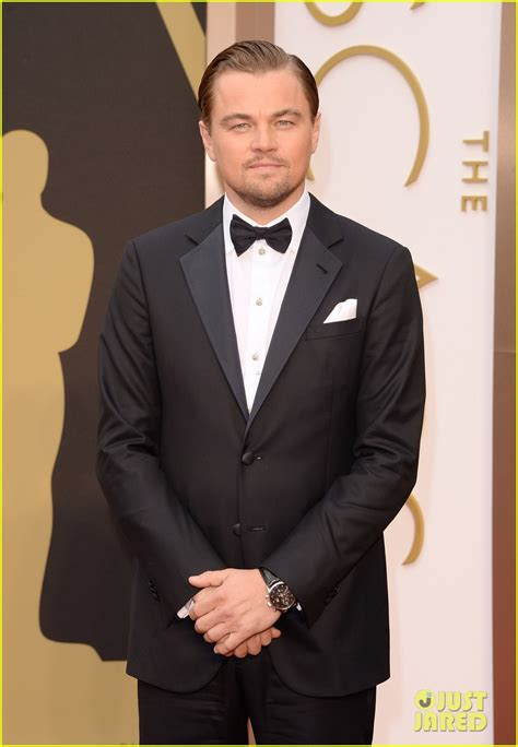 Leonardo Dicaprio Oscars 2014 Red Carpet Photo 3063926