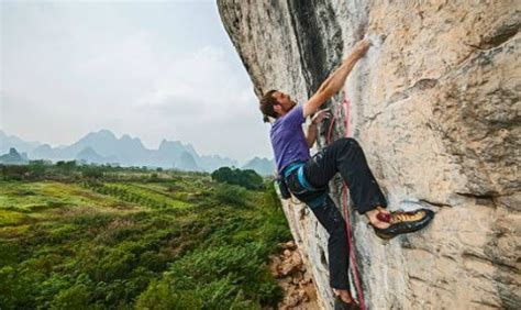 Everything You Need Know About Rock Climbing The