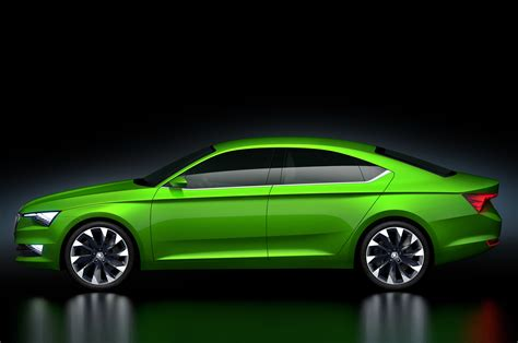 Skoda Vision C Archives  The Truth About Cars