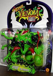Venom Madness Repaint Spider-Man Planet Symbiotes action ...