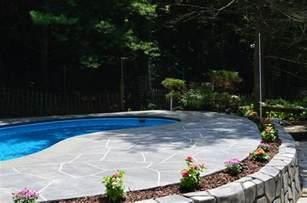 Landscaping around Swimming Pools