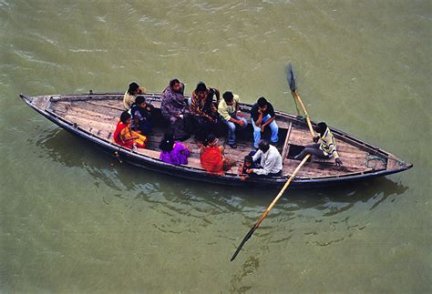 Boat Ride On Ganges In Kolkata by Varanasi व र णस Uttar Pradesh India Travel Photos Hey